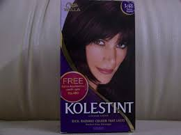 wella kolestint hair colour review