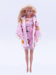 <b>Одежда для кукол</b> Модница Халат и <b>пижама</b> для кукол 29 см ...