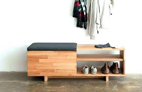 Metal Entryway Storage Bench With Coat Rack metal entryway storage bench coat rack adca100org 75