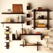 Decorative Kitchen Shelf Bathroom Inspiring Decorative Wall Shelves For The Bookworm