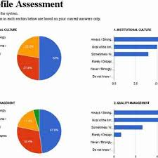 Pie Chart And Bar Graph Output From The Safety Profile