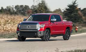 2014 Toyota Tundra 5.7L 4x4 Test – Review – Car and Driver