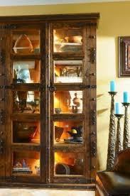 rustic curio cabinet.  Rustic Rustic Curio Cabinets On Curio Cabinet