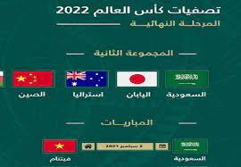 جدول مباريات المنتخب السعودي في تصفيات كأس العالم 2022 بالدور الثالث |  إعلام نيوز | موقع إخباري متكامل