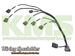 rb wiring harness ewiring wiring specialties rb26dett s14 240sx engine transmission