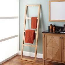 Featured Photo of Ladder Towel Rack