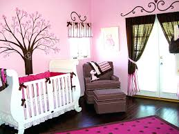 pink and brown bedroom pink and brown bedroom baby girl room pink and brown pink brown