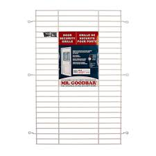 door security bar home depot. White Security Door Grille Bar Home Depot I