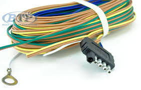 boat trailer light wiring harness 5 flat 35ft to re wire boat trailer 5 wire harness ranger boat trailer wire harness
