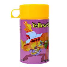 The Beatles 2012 Factory Entertainment Yellow Submarine Retro