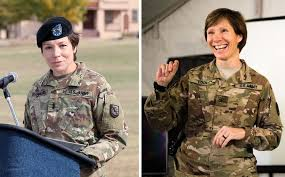 us army u s army first two sisters achieve rank of general new