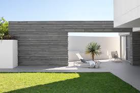 transform an ugly exterior wall into a
