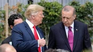 """إردوغان وترامب يتفقان على العمل """"بشكل أوثق"""" لإيجاد حل في ليبيا"""