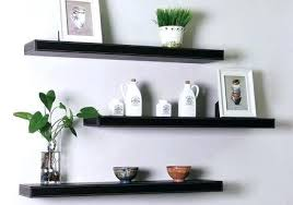 floating wall shelf floating wall shelves picture of install of other floating shelves dark wood floating floating wall shelf