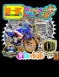Thailand Sticker Design For Motorcycle Bike Design 4 Knjj Bike Design Bike Vector Design