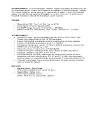 7 technical analyst resume
