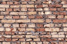 seamless texture of old brick wall