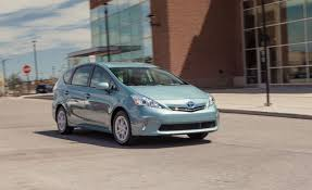 2013 Toyota Prius V Test   Review   Car and Driver