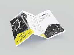 Nicolas Iglesias Gym Fitness Brochure