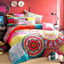 bohemian quilt sets colorful bedding sets bohemian style quilt sets bohemian quilt sets