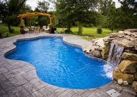 backyard salt water pool. Salt Water Pool Benefits And Drawbacks - Pools-spas Backyard