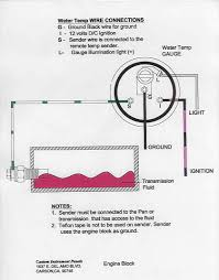 tech shop engine water temp electric drawing 1
