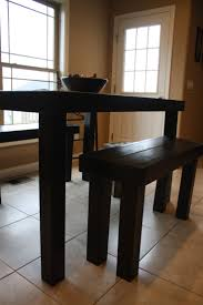 Furniture Kitchen Table 1000 Ideas About Tall Kitchen Table On Pinterest Small Kitchen