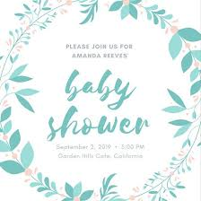 Customize 832 Baby Shower Invitation Templates Online Canva