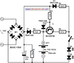 mains operated led lamp electronic circuits and diagram Led Lamp Wiring Diagram circuit diagram of philips led bulb wiring diagrams, circuit diagram led autolamps wiring diagram