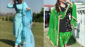 Punjabi Suit Stitching Designs New Designs In Punjabi Salwar Suit Latest Punjabi Suit Stitching Ideas Diwali Outfits Ideas