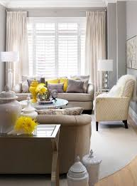 gray and yellow furniture. Via Decoholic. Gray And Yellow Furniture C