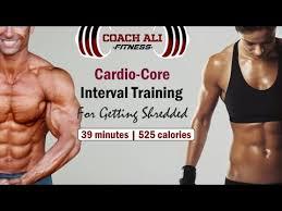 no equipment cardio core hiit cardio