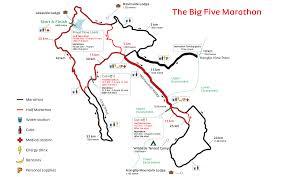 Tokyo Marathon Elevation Chart Race Info Big Five Marathon
