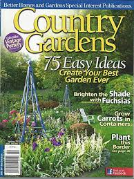 country gardens magazine.  Magazine Country Gardens Magazine 75 Easy Ideas  Spring 2010 Single Issue Magazine  Inside M