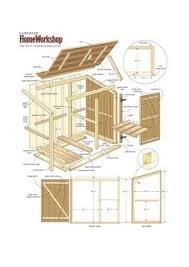 Small Picture Free Lean To Shed Building Plans Family Community Pinterest