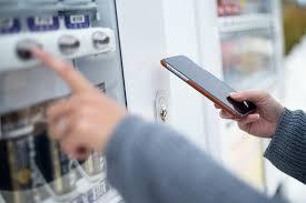 Phone For Cash Vending Machine Best Vending Machines Look Beyond Cash PYMNTS