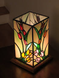 vintage stained glass light fixture pendant lamp tiffany like lamps tiffany style hanging lamp