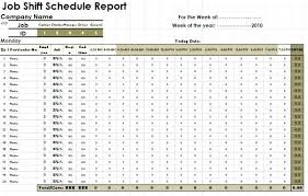 Daily Shift Report Template Daily Shift Report Format Production Template Doc Tailoredswift Co