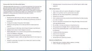 Pharmaceutical Sales Jobs Requirements Pharmaceutical Sales Jobs Description Under Fontanacountryinn Com