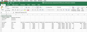 excel payroll template payroll and hr system for kenya odoo apps