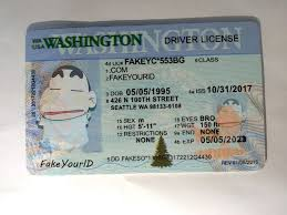 We Buy - Id Fake Make Scannable Washington Ids Premium