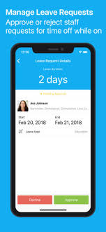 Shift Planning App Humanity Employee Scheduling On The App Store