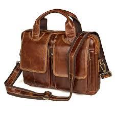 details about nottigham men s vintage leather messenger bag soft briefcase brown