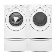 High Efficiency Clothes Washers Wfw72hedwwhirlpool Duetar 42 Cu Ft High Efficiency Front Load