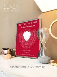 Detailed Seating Chart Busch Stadium Busch Stadium Seating Chart St Louis Cardinals Busch Stadium