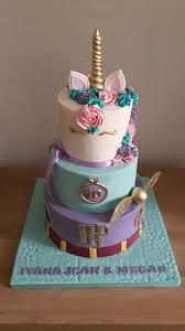 Harry Potter Birthday Cakes Harry Potter Unicorn Birthday Cake