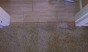 carpet tile transition strips tedx decors the useful carpet to tile threshold fix