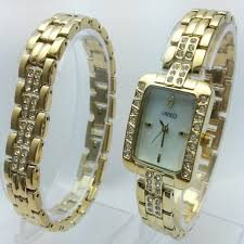 lanco ladies gold tone watch bracelet set 1658512s impulse rocks lanco ladies gold tone watch bracelet set 1658512s
