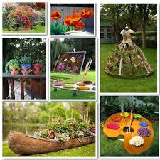 Decorate your Garden like an Artist