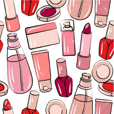 Image result for cosmetics cartoon
